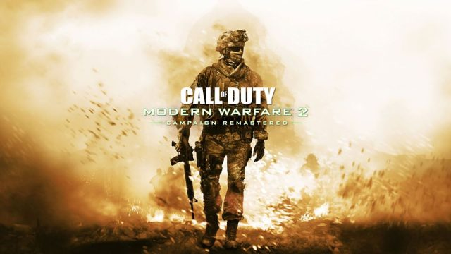 Call of Duty: Modern Warfare 2 Remastered (Source: Activision Facebook)